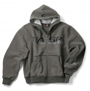 GASP 1,2 Ibs hoodie grau XL