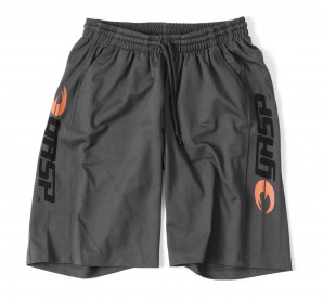 GASP US Mesh Training Short grau