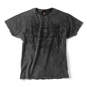 GASP Max street tee wash grey