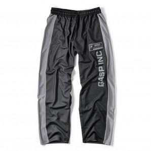 GASP No1 mesh pant schwarz-grau