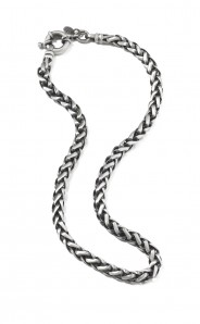 GASP Chain necklace metal