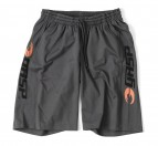 GASP US Mesh Training Short grau M