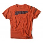 GASP Pro logo tee flame L