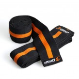 GASP Knee wraps black