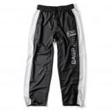 GASP No1 mesh pant schwarz-weiß