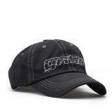 GASP logo cap black